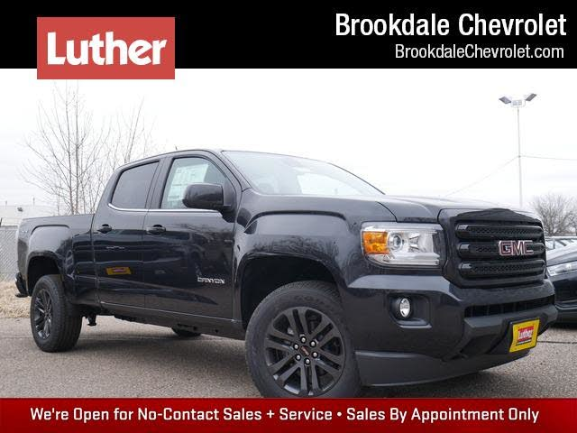 New Gmc Canyon For Sale In Minneapolis Mn Cargurus