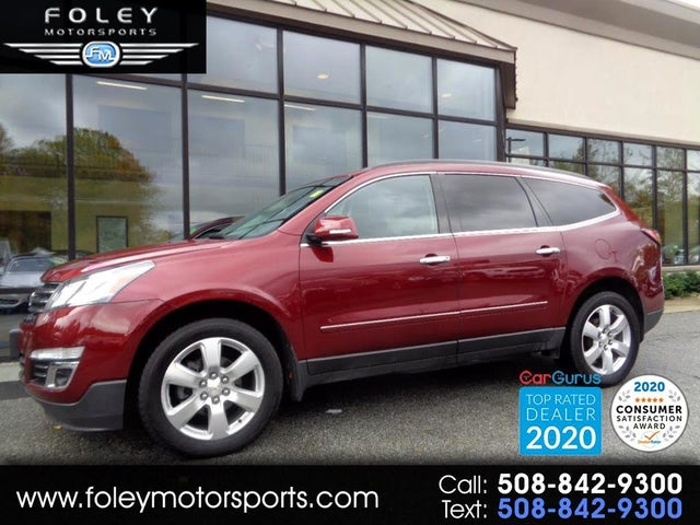 2016 Chevrolet Traverse LTZ AWD