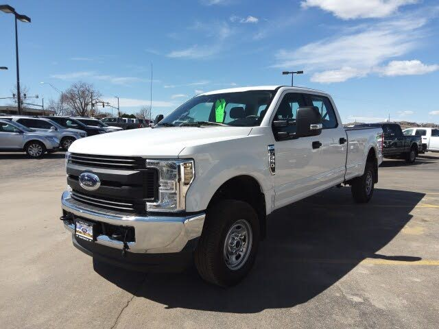 Thunder Basin Ford >> 2018 Ford F-350 Super Duty for Sale in Gillette, WY - CarGurus