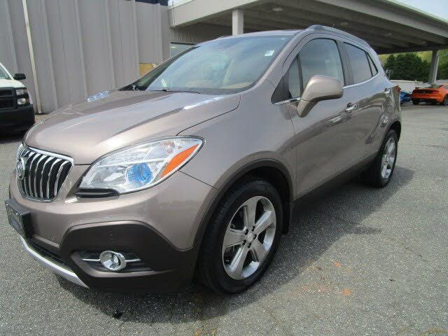 Used 2013 Buick Encore Premium FWD for Sale (with Photos ...