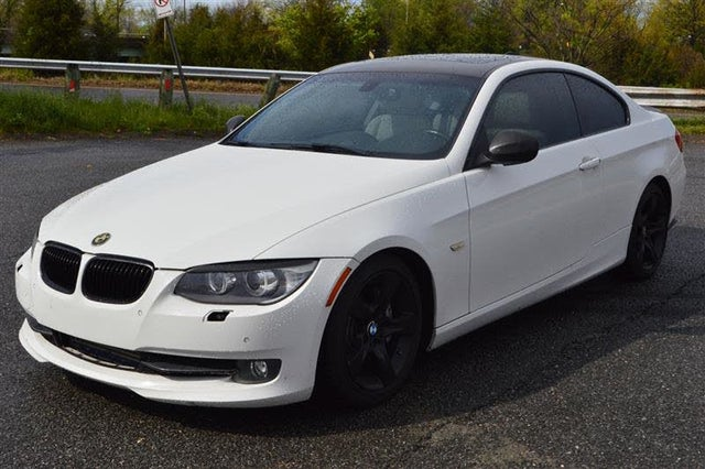 2013 BMW 3 Series 335i xDrive Coupe AWD