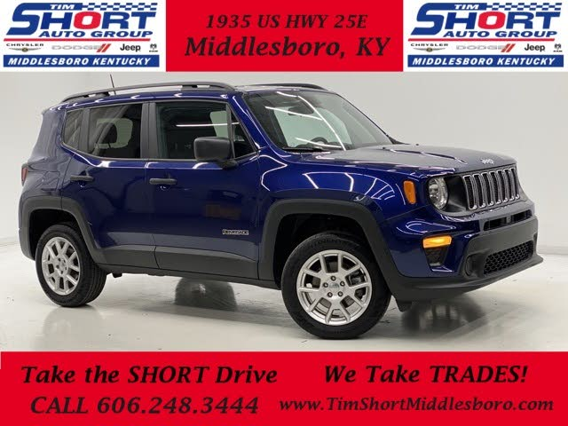 2019 Jeep Renegade Sport 4WD