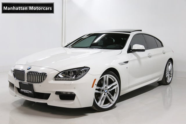 2015 BMW 6 Series 650i xDrive Gran Coupe AWD