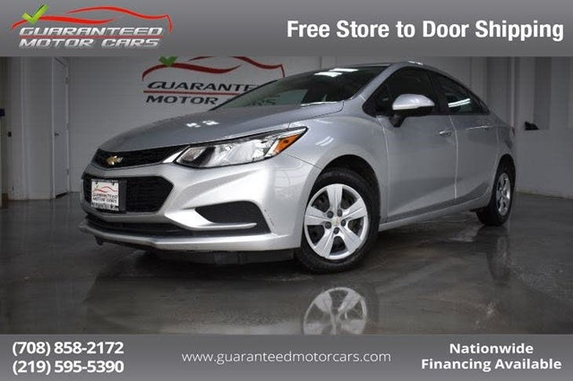 2017 Chevrolet Cruze LS Sedan FWD