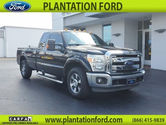 2013 Ford F-250 Super Duty Lariat SuperCab