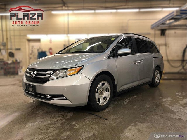 2015 Honda Odyssey EX-L FWD with Navigation