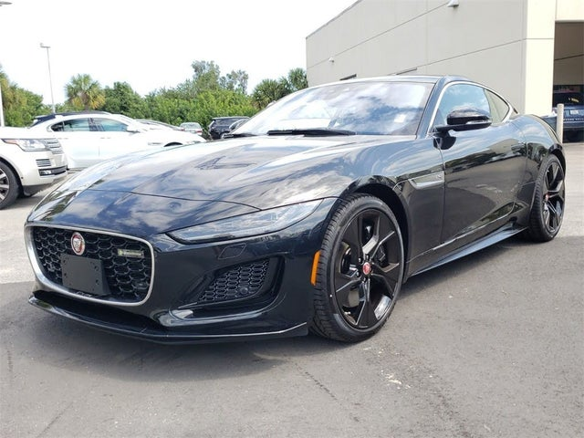 used 2021 jaguar ftype rdynamic coupe awd for sale with