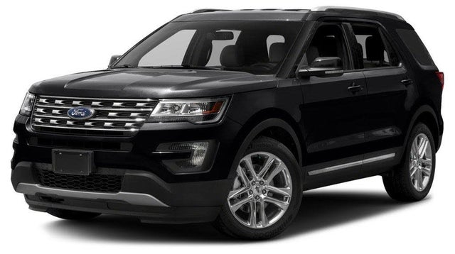 2017 Ford Explorer XLT AWD