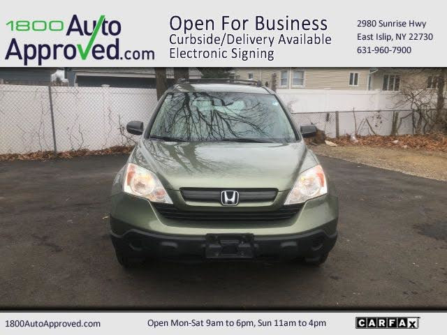 2008 Honda CR-V LX AWD