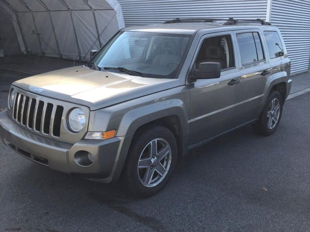 2007 Jeep Patriot Sport 4WD
