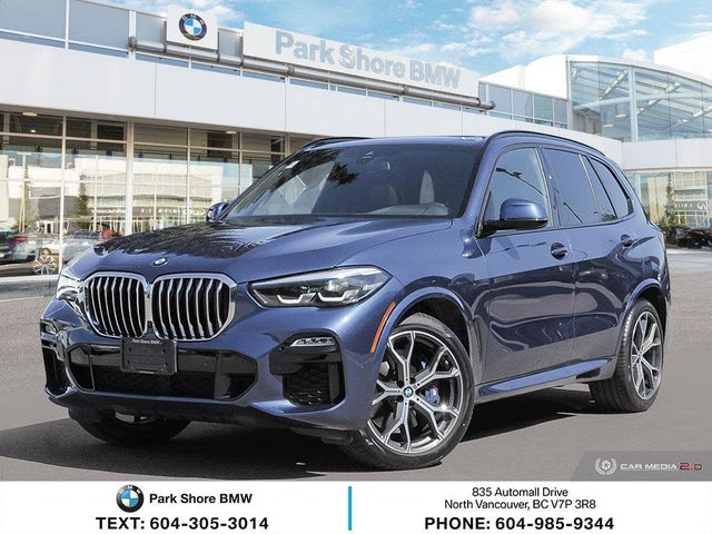 2019 BMW X5 xDrive40i AWD
