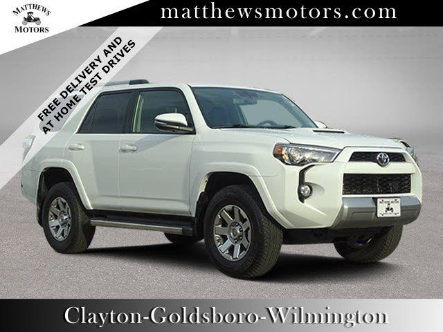 Doug Henry Tarboro >> Used Toyota 4Runner for Sale in Goldsboro, NC - CarGurus