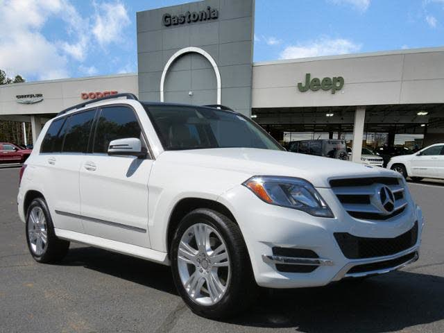 Used Mercedes-Benz GLK-Class for Sale in Charlotte, NC ...