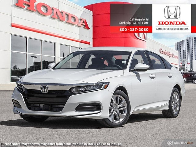 2020 Honda Accord 1.5T LX FWD