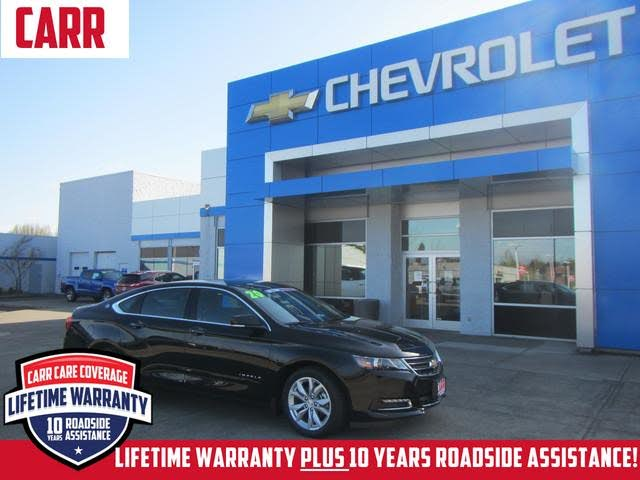 New Chevrolet Impala For Sale In Portland Or Cargurus