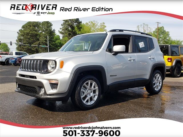 2020 Jeep Renegade Latitude FWD