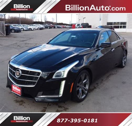 Used 2014 Cadillac CTS 3.6TT V-Sport RWD For Sale (with