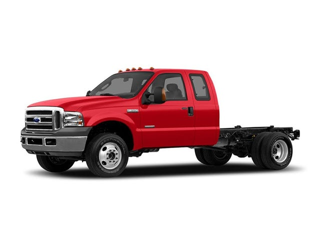 2007 Ford F-350 Super Duty XLT 4WD