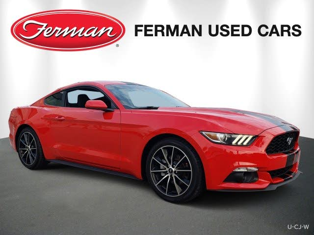 2016 Ford Mustang EcoBoost Premium Coupe RWD
