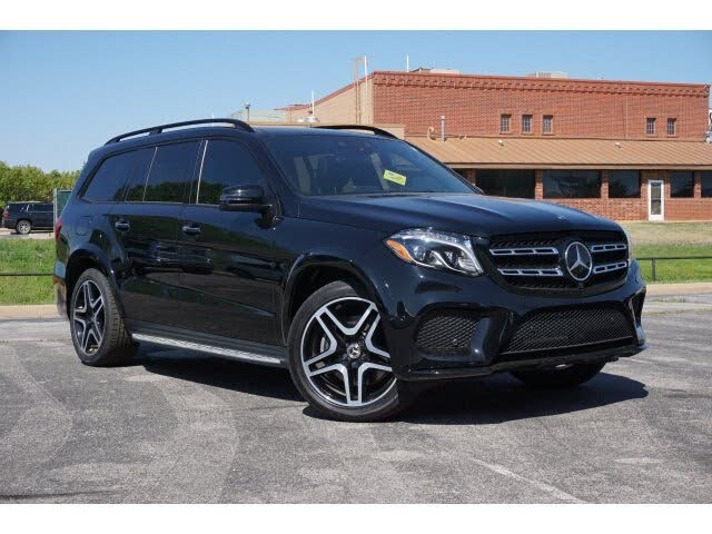 Used 2018 Mercedes-Benz GLS-Class GLS 550 for Sale (with ...