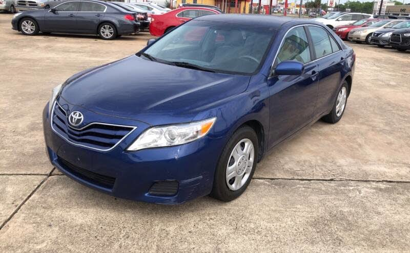 10 2010 Toyota Camry owners manual