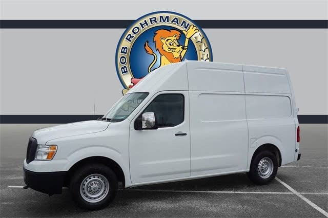 2015 Nissan NV Cargo 2500 HD S with High Roof V8
