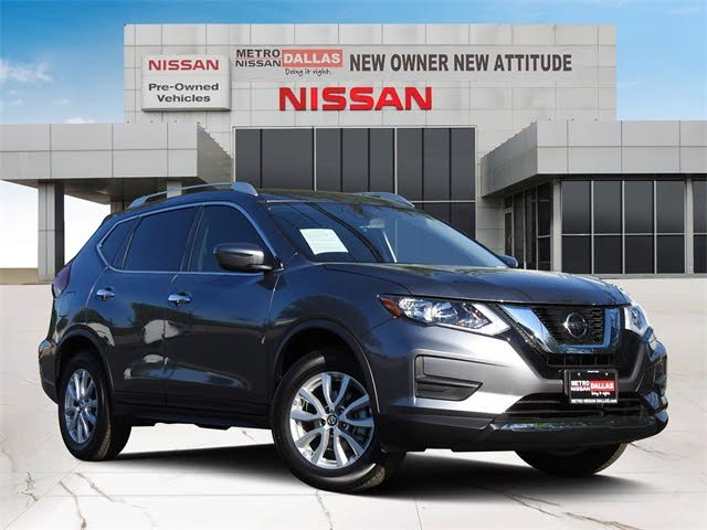 2020 Nissan Rogue S FWD