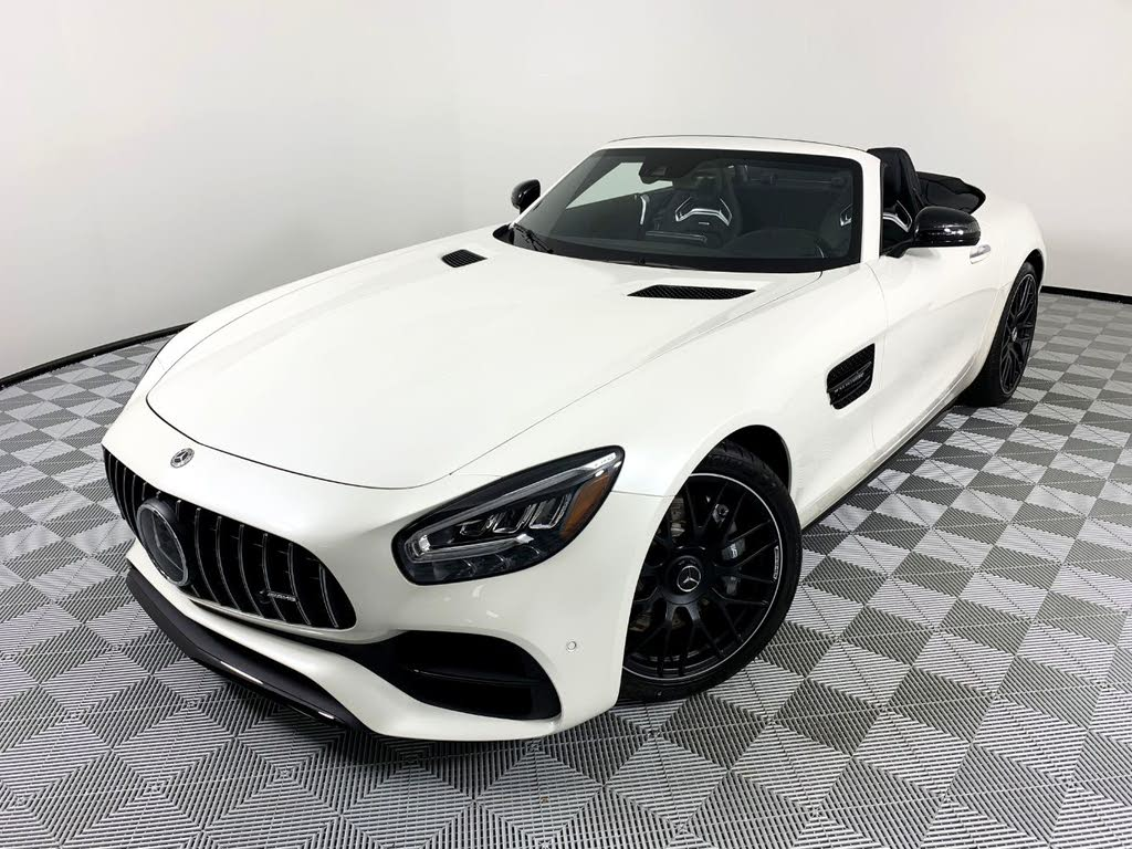 Used 2020 Mercedes Benz Amg Gt Roadster Rwd For Sale Right Now Cargurus