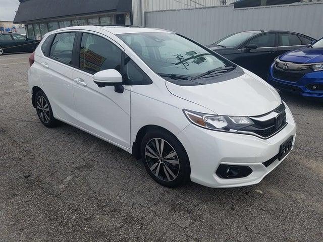 2019 Honda Fit EX FWD