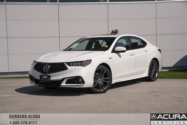 2019 Acura TLX V6 SH-AWD with Advance Package
