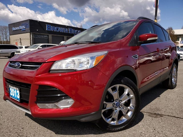 2013 Ford Escape SEL AWD