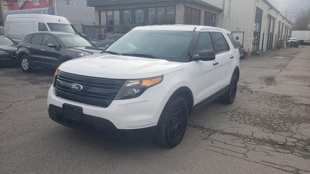 2015 Ford Explorer Police Interceptor AWD