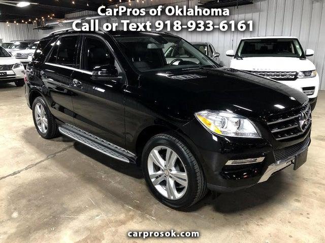 Used Mercedes-Benz M-Class for Sale in Tulsa, OK - CarGurus