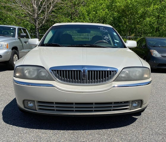 Used Lincoln LS For Sale In Greenville, SC