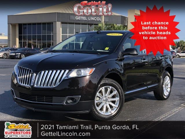 Used 2015 Lincoln MKX FWD for Sale (with Photos) - CarGurus