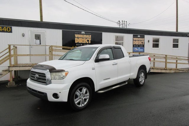 2007 Toyota Tundra 4X4 Limited Double Cab 4.7L