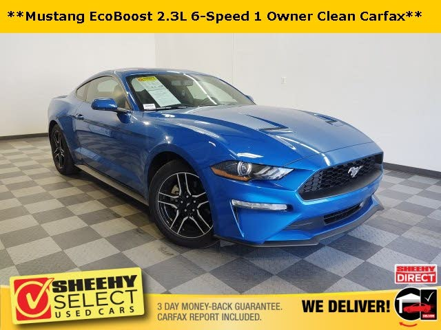 2019 Ford Mustang EcoBoost Coupe RWD