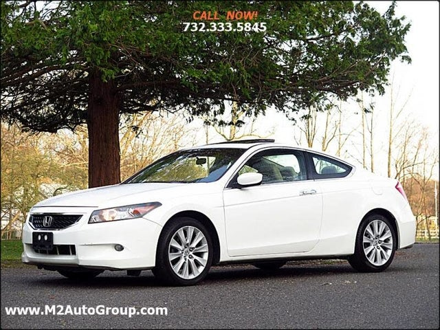 2010 Honda Accord Coupe EX-L V6