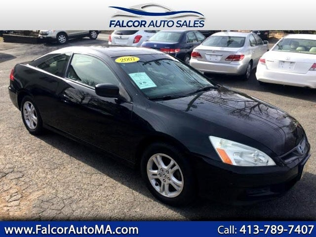 2007 Honda Accord Coupe EX
