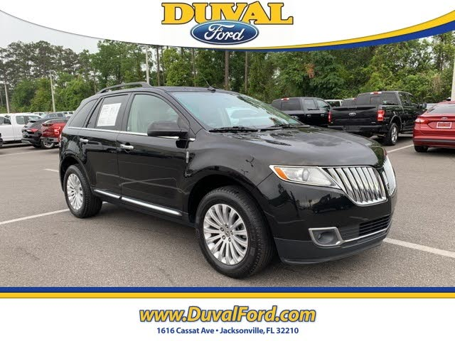 2015 Used Lincoln MKX FWD 4dr at Haims Motors Hollywood ...