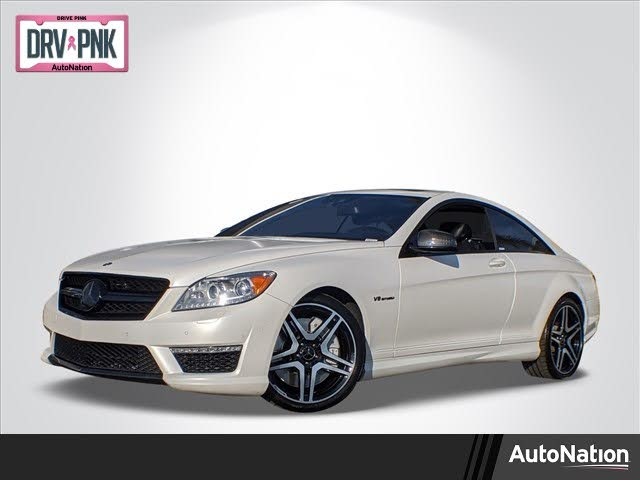 Used Mercedes-Benz CL-Class for Sale in San Diego, CA ...