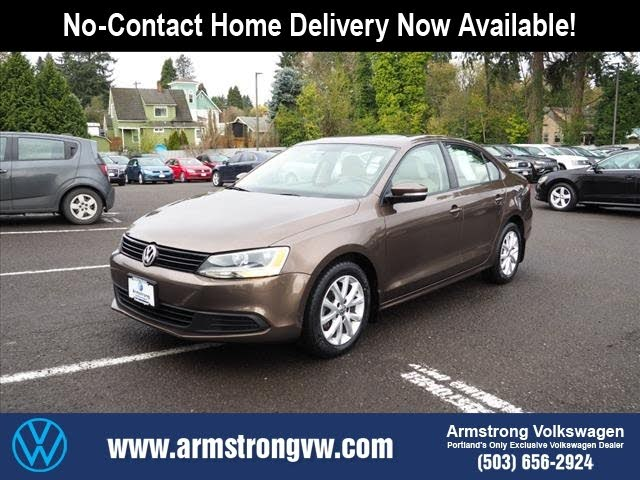 2012 Volkswagen Jetta SE with Conv and Sunroof