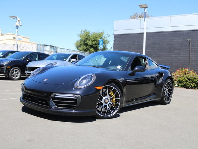 2017 Porsche 911 Turbo S AWD