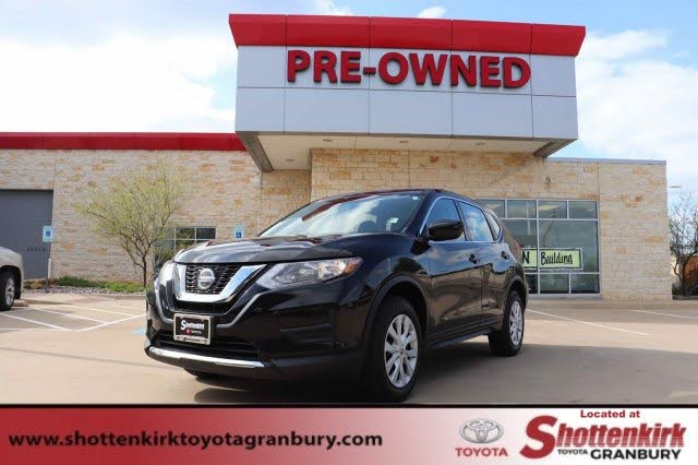 2019 Nissan Rogue S AWD