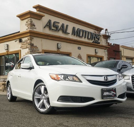 2014 Acura ILX 2.4L FWD With Premium Package For Sale In