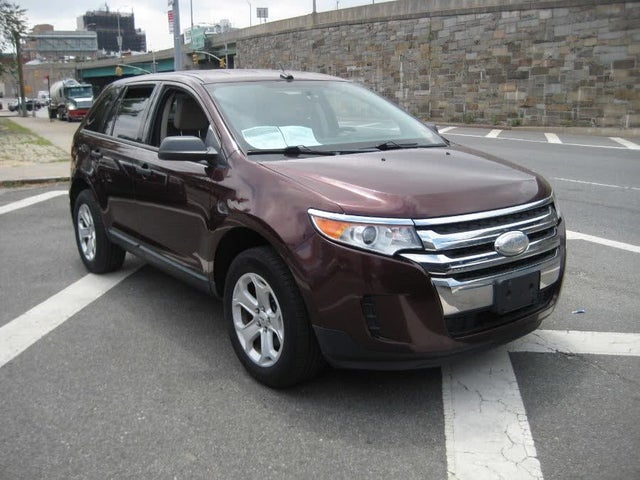 2012 Ford Edge SE Fleet AWD
