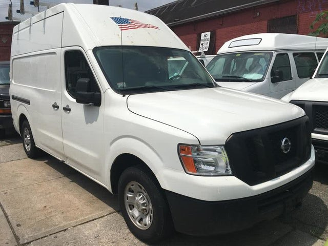 2012 Nissan NV Cargo 2500 HD S with High Roof V8