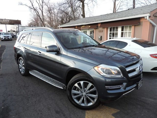 Used 2014 Mercedes-Benz GL-Class GL 450 for Sale (with ...