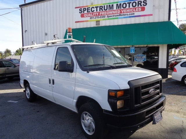 2008 Ford E-Series E-150 Cargo Van