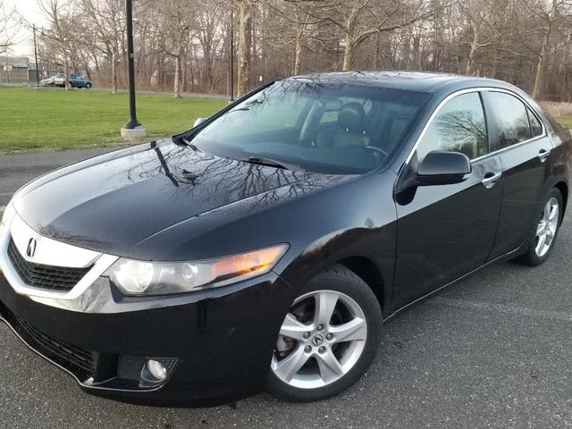 2010 Acura TSX Sedan FWD with Technology Package